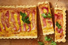 Quiche Blind Bake Or Not Cheesy Bacon Topped Quiche Lorraine