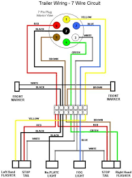 uk trailer wiring diagram diagram wiring diagrams for diy car
