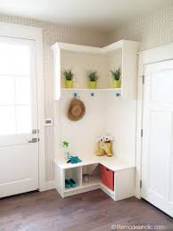 Built In Bench Mudroom Fun Corner Furniture That Will Fill Up Those Bare Odds And Ends