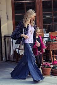 Extreme Flare Jeans Photo Heidi Takes Flared Jeans To The Next Level Heidi Klum