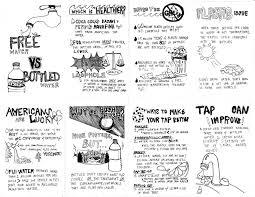 zine template the zines as web comics awareness zine