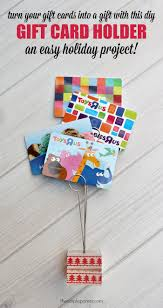 gift card mall vs giftcards photo holder or gift card holder check out this adorable way to