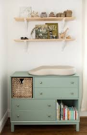 Convert Dresser To Changing Table Room Design White Room With Blue Changing Table