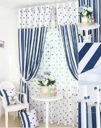 Nautical Striped Curtains Emejing Nautical Bedroom Curtains Images Dallasgainfo Com