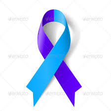diabetes ribbon color blue and purple ribbon paso evolist co