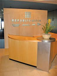 Reception Desk Signs Interior Signs Sign Company Midtown Signarama In