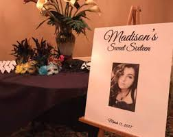 sweet 16 sign in book sweet 16 sign in book quinceanera mitzvah
