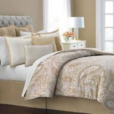 Rust Comforter Set Martha Stewart Paisley Comforters U0026 Bedding Sets Ebay