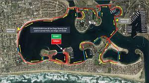 San Diego Breweries Map by 15k Challenge October 15th 2017 U2013 California Swim Run