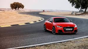 audi rs wagon 2017 audi tt rs first drive review with horsepower specs and photos