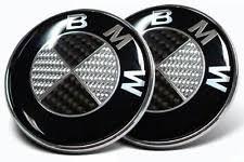 bmw e46 carbon emblem ebay