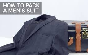 Hawaii how to fold a shirt for travel images How to pack a suit travel leisure jpg