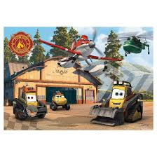 ravensburger disney planes fire u0026 rescue action