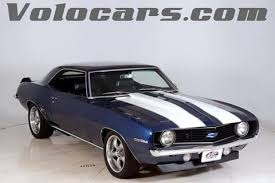 rebuilt camaro for sale 1969 chevrolet camaro for sale carsforsale com