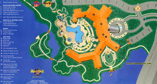 Map Of Islands Of Adventure Orlando by Keane U0027s Picture Web Site Map Of The Hard Rock Hotel At Universal