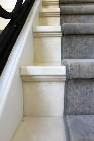 crema marfil marble steps with incredible edge detail a reverse o