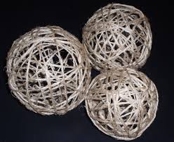 Paper Mache Ideas For Home Decor Make Your Own Decorative Twine Balls For Wedding Or Home Decor