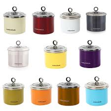 Stainless Steel Canister Sets Kitchen Broadwayrestaurantsupply Com Storage Canisters For
