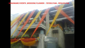Marriage Home Decoration Home Flowers Decoration Panipat Jai Mala Theme By Nirankari Events