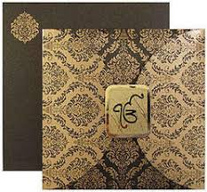 sikh wedding cards sikh wedding cards view specifications details of wedding