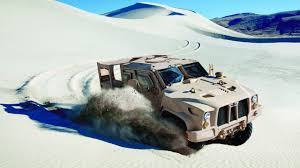 paramount marauder bbc autos nine military vehicles you can buy