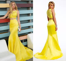 light yellow prom dresses bright yellow prom dresses dress images
