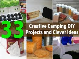 top 33 most creative camping diy projects and clever ideas diy