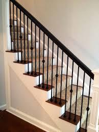 Wood Handrail Kits Best 25 Wood Handrail Ideas On Pinterest Wood Stair Handrail