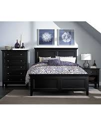 black bedroom sets for cheap captiva 5 drawer chest furniture collection bedrooms and drawers