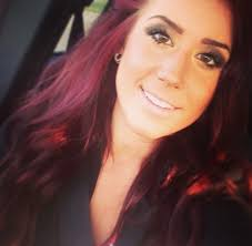 how chelsea houska dyed her hair so red which teen mom wears red hair best chelsea maci or jenelle