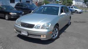 lexus gs300 sport design 2003 lexus gs300 vehicle review broad auto sales youtube