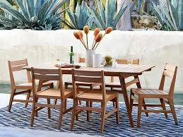 modern outdoor table and chairs modern outdoor furniture lio co