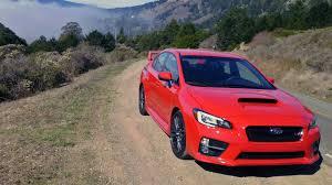 subaru sti 2016 red subaru wrx sti 2016 review by car magazine