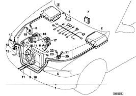 original parts for e39 525tds m51 sedan heater and air
