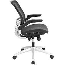 Black And White Desk Chair by Ede Mesh Black Modern Office Chair Eurway Furniture