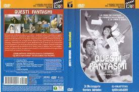 quei temerari sulle macchine volanti copertina dvd questi fantasmi cover dvd questi fantasmi