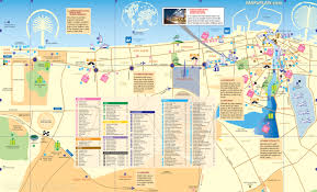Chicago Attractions Map by Maps Update 28001696 Dubai Tourist Attractions Map U2013 Dubai Maps