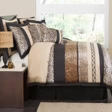 Tribal Print Bedding King Size Animal Print Comforter Set Foter
