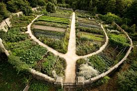 self sustaining garden permaculture the new paradigm of self sufficient community based