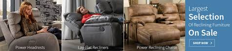 Recliner Sofas On Sale Reclining Sofas And Sectionals