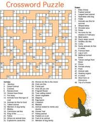 united states state capitals crossword puzzle printable third
