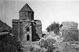 siege croix le monastère et siege catholicossal de la sainte croix d aght amar