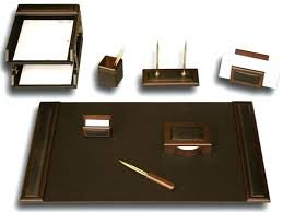 Desk Accessories Canada Leather Desk Accessories Desk Sets Leather Desk Accessories Uk