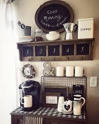 bar in kitchen ideas 247 best home coffee bars images on coffee corner