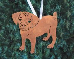 puggle ornament or plant stake rustica ornamentals