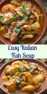 easy italian fish soup an italian in my kitchen