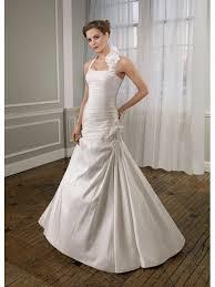 robe de mari e sirene robe de mariée taffetas dos nu sirène sans manches ml6711 robes