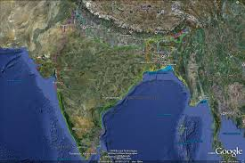 Mumbai India Map by Map The Great Circular Indian Railway Challenge