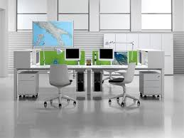 Contemporary Office Tables Design Beauteous 50 Modern Desk Office Decorating Design Of Best 25