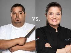 unforgettable moments from iron chef showdown iron chef showdown